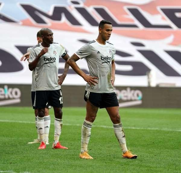 Beşiktaş 3 puana hasret