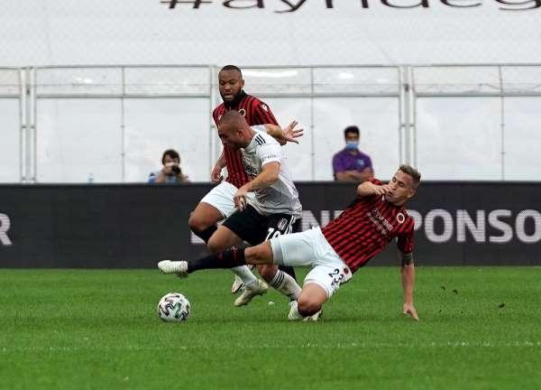 Süper Lig: Beşiktaş: 0 - Gençlerbirliği: 1 (İlk yarı)