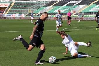 Süper Lig: Denizlispor: 0 - Konyaspor: 0 (Maç sonucu)