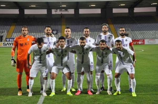 TFF 2. Lig: Afyonspor: 0 - Manisa FK: 4