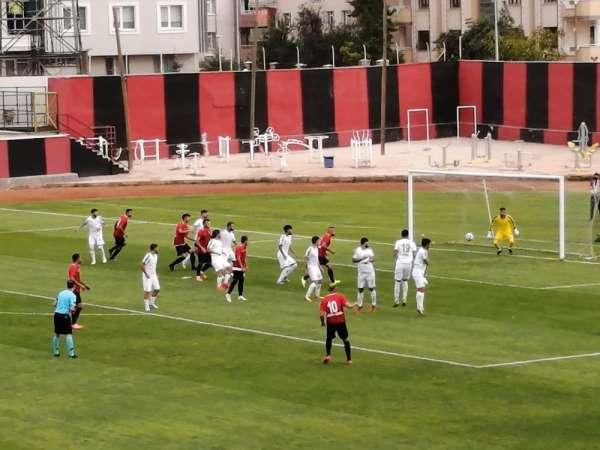 TFF 2. Lig: Vanspor FK: 1 - Sivas Belediyespor: 0