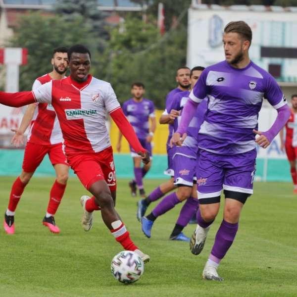 Ziraat Türkiye Kupası: Boluspor: 2 - Hacettepespor: 1