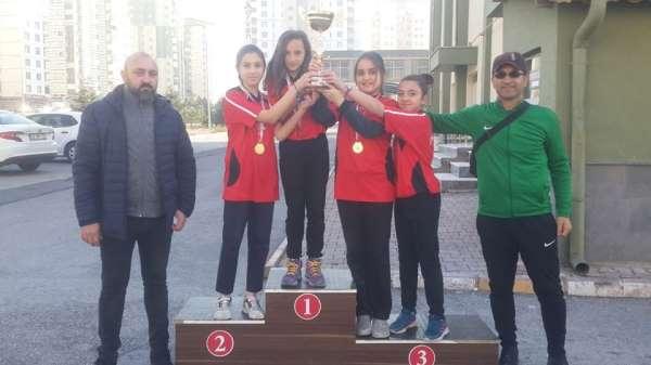 2019-2020 sezonu Bocce küçük kızlar müsabakaları başladı