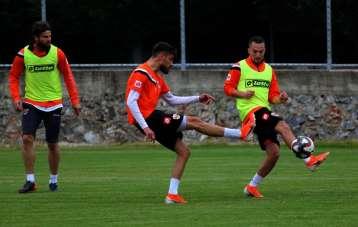 Adanaspor, Altınordu maçı hazırlıklarına başladı