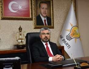 AK Parti Samsun İl Başkanlığından 'kongre' açıklaması