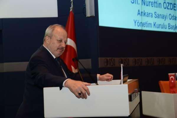 ASO Başkanı Özdebir: 'Türkiye kadınlar olmadan hedeflerine ulaşamaz'