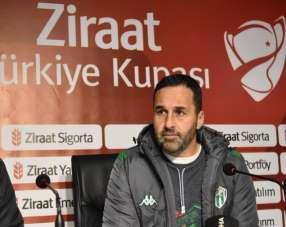 BB Erzurumspor - Bursaspor maçının ardından