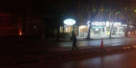 Büyükşehir'den trafik kazasına anında güvenlik müdahalesi