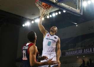 FIBA Şampiyonlar Ligi: Türk Telekom: 75 - Strasbourg IG: 83