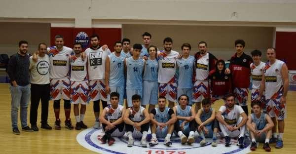 Kayseri Büyük Erkekler Basketbol Ligi için geri sayım başladı