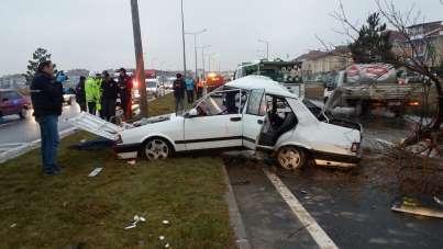 Kütahya'daki trafik kazasında ölü sayısı 3'e çıktı