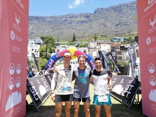 Mehmet Soytürk, Salomon Cape Town Ultra Trail'de parkur rekoru kırdı