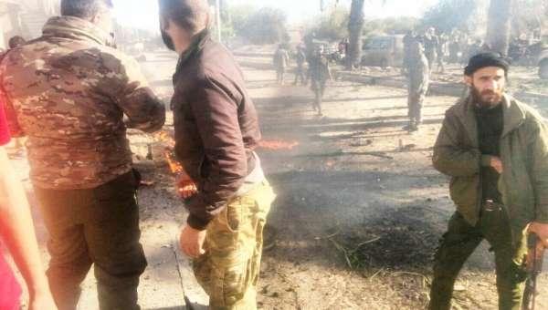 MSB: 'Masum sivillere yönelik bombalı saldırılara devam eden insanlık düşmanı PK