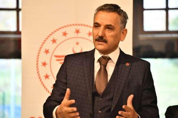 Samsun 'Cerrahi El Aletleri Sağlık Müzesi' toplantısı