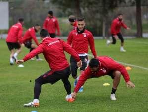 Samsunspor, Çaykur Rizespor maçı hazırlıklarını tamamladı