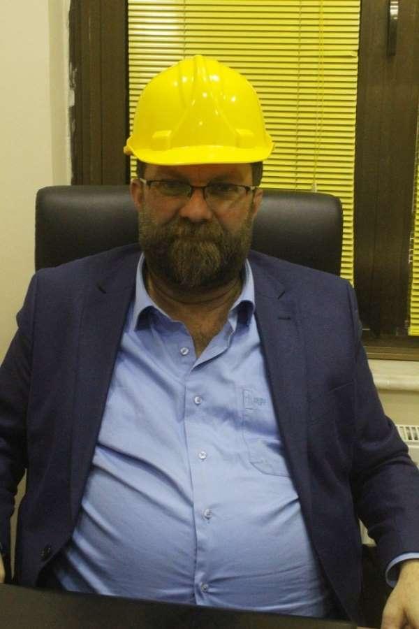 Süleyman Caner: 'Türkiye'de adında kömür olan tek takımız'