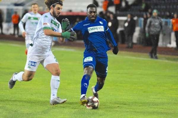 Türkiye Kupası: BB Erzurumspor: 4 - Bursaspor: 2 (Maç sonucu)
