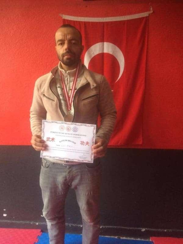 Ülkü Tula, Wushu Kung Fu şampiyonasında Sakarya'nın gururu oldu