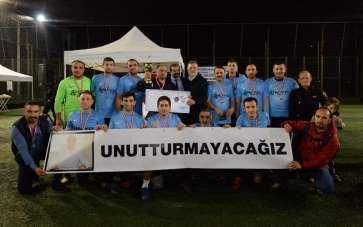 Yeşil Çevre'nin futbol turnuvası sona erdi