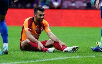 Ziraat Türkiye Kupası: Galatasaray: 0 - Tuzlaspor: 0 (İlk yarı)