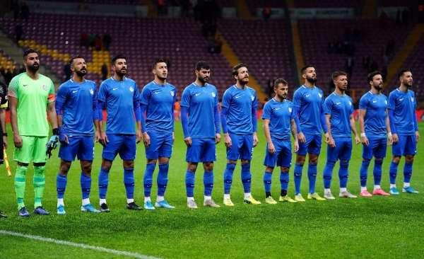 Ziraat Türkiye Kupası: Galatasaray: 0 - Tuzlaspor: 0 (Maç devam ediyor)
