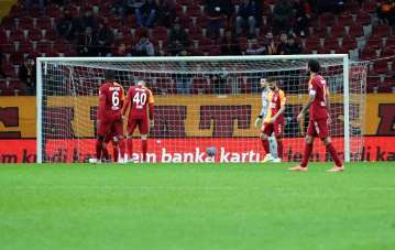 Ziraat Türkiye Kupası: Galatasaray: 0 - Tuzlaspor: 2 (Maç sonucu)