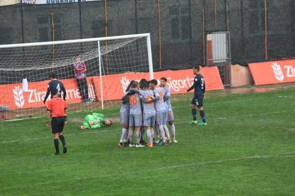 Ziraat Türkiye Kupası: Hekimoğlu Trabzon FK: 0 - Medipol Başakşehir: 1 (İlk yarı