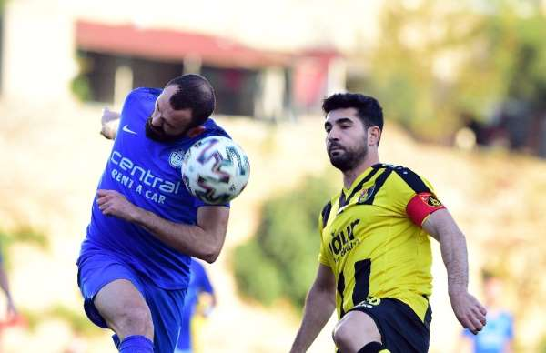 TFF 1. Lig: Tuzlaspor: 2 - İstanbulspor: 0