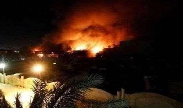 Bağdat'ta Yeşil Bölge'ye ikinci saldırı