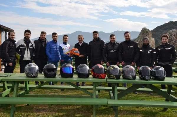 Başkan Kaplan; Aydın Otomobil ve Motosiklet tutkunları ile bir araya geldi