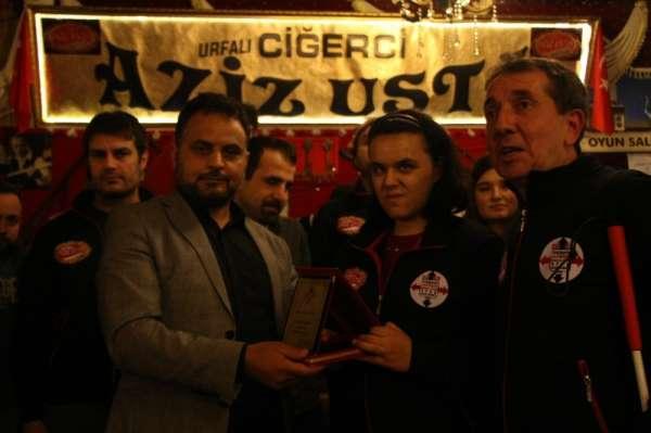 Ciğerci Aziz Usta'dan spora destek
