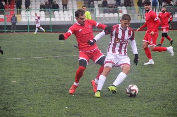Hazırlık maçı: Elazığspor: 1 - Elazığ Belediyespor: 2