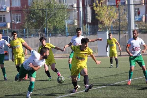 Kayseri 1.Amatör Küme'de şampiyonluk heyecanı devam ediyor