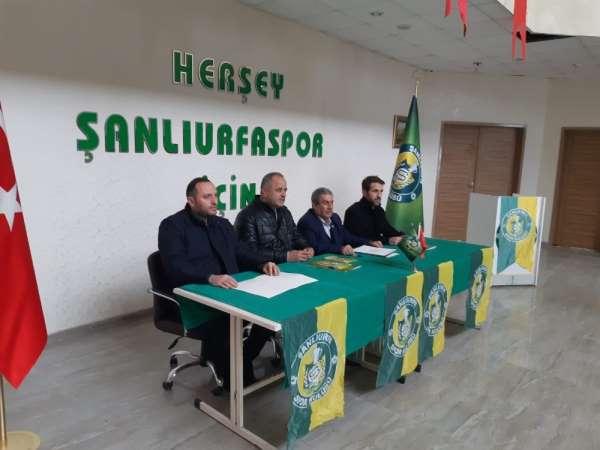 Şanlıurfaspor'da kongre ertelendi
