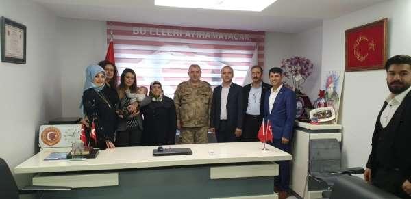 Türkiye Gaziler ve Şehit Aileleri Vakfı gazi çocuğunu sünnet ettirdi