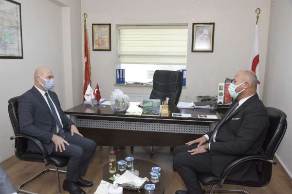 Başkan Togar: 'Sağlık çalışanlarımız başımızın tacı'