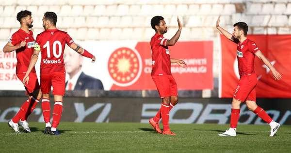 Boluspor, ligin ilk yarısını 19 puanla kapattı