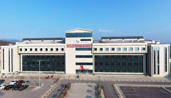 Düzce Üniversitesi hastanesine aralık ayında 26 bin hasta başvurdu