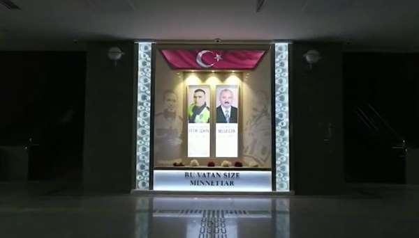 İzmir Cumhuriyet Başsavcılığı adliye şehitlerini kliple andı