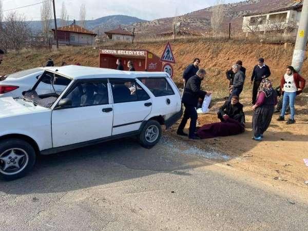 Kahramanmaraşta trafik kazası: 9 yaralı