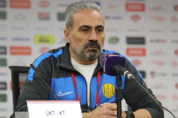 Mustafa Dalcı: İki takım için de dengeli bir maçtı ama hata yaparak kaybettik