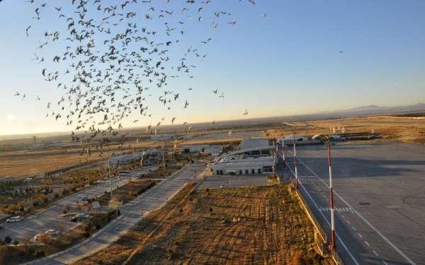 Şırnak Şerafettin Elçi Havalimanında bu yılın ilk 9 ayında 250 bin yolcu taşındı