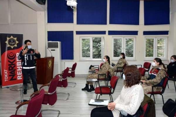 Tokat'ta, anne ve anne adaylarına madde bağımlılığı eğitimi