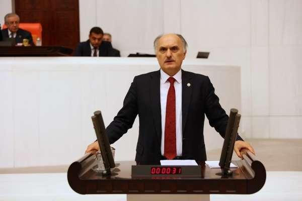 AK Parti Giresun Milletvekili Öztürk: 'Türkiye ekonomisi büyümeye devam ediyor''