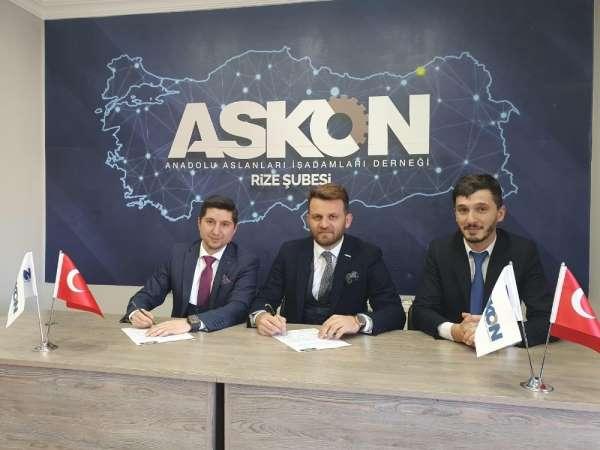 ASKON Rize Şubesi'nden üyelerine enerji indirimi anlaşması