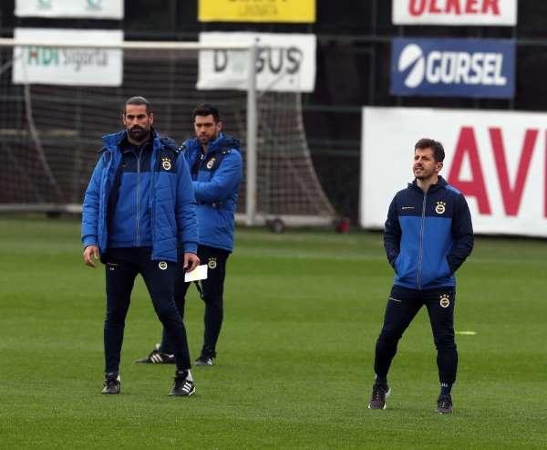 Fenerbahçe, Belözoğlu ve Demirel ile çalıştı