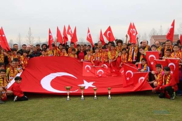 Okullararası Yıldız Erkekler Futbol İl Birinciliği yapıldı
