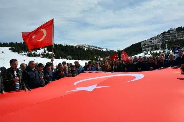 Ordu'dan 'Bahar Kalkanı Harekatı'na destek