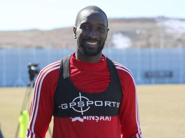 (Özel haber) Yatabare: 'Galatasaray'a gol atmak istiyorum'