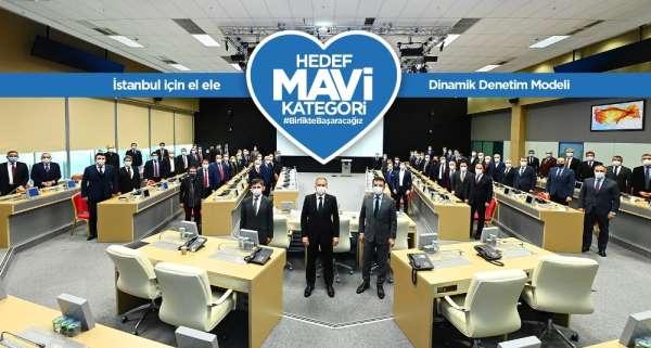 Avdagiç'ten İstanbullu firmalara 'mavi' kategori çağrısı